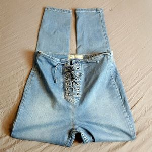 🌸 Free People Skinny Jeans
